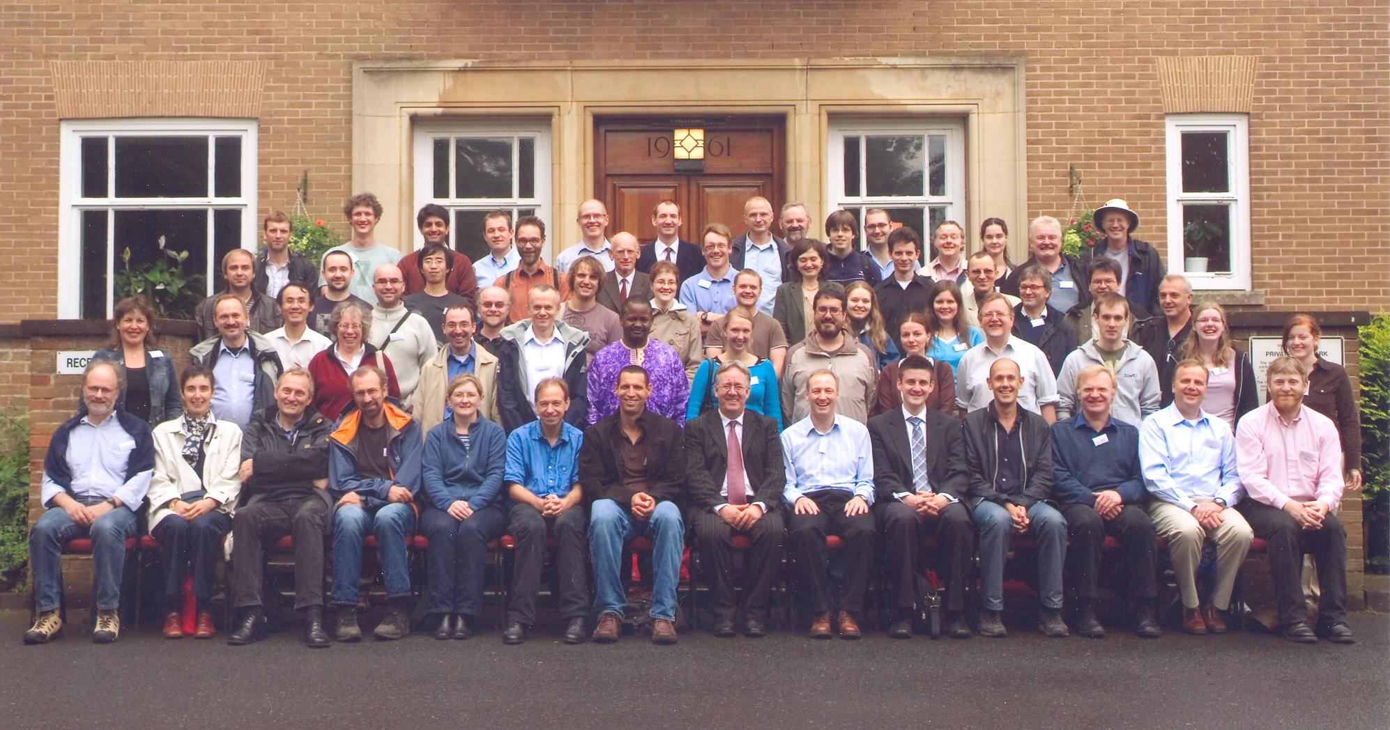 LMS Durham Symposia